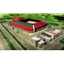 Çorum Stadyum Projesi