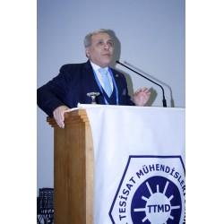 TTMD Yönetim Kurulu Başkanı Prof. Dr. Birol Kılkış