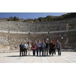 Efes Antik Kenti turu