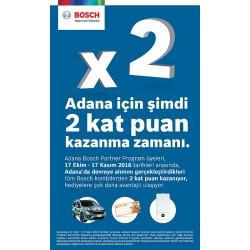 Bosch Partner Program, Adana'da bulunan üyelerine özel kampanya düzenledi.