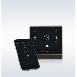 Akıllı Termostat, sıcaklık, nem, aydınlık, yakınlık, varlık ve hava kalitesi sensörleri ile çevresini algılayarak ortamın analizini yapıyor.