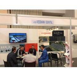 Viessmann , 8-9 Kasım  tarihleri arasında Ankara'da  düzenlenen EIF 11. Uluslararası Enerji Kongresi ve Fuarı'nda yerini aldı.