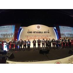 350'ye yakın global firmanın standının yer alacağı ICSG İstanbul 2019'da katılımcılar ürünlerini doğrudan tanıtma imkanı bulacak