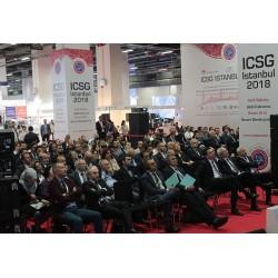 ICSG İstanbul 2019, ELDER ve GAZBİR'in stratejik partnerliğinde  Haliç Kongre Merkezi'nde  gerçekleşecek.