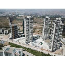 Ankara'da Sakıp Sabancı Bulvarı üzerindeki YDA Söğütözü projesi
