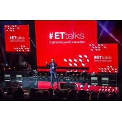 Danfoss'un #ETtalks Projesi Golden Clip ödülünü aldı.