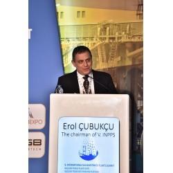Nükleer Mühendisler Derneği Başkanı Dr. Erol Çubukçu