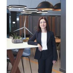 Siemens Gamesa Türkiye Üst Yöneticisi (CEO) Ebru Çiçekliyurt