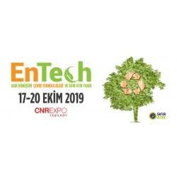 ENTECH –  Geri dönüşüm Çevre Teknolojileri ve Sıfır Atık Fuarı