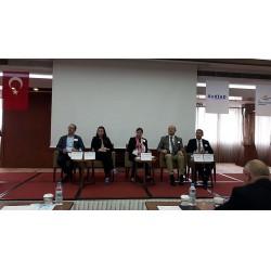 Çevre ve Şehircilik Bakanlığı işbirliğinde ''Avrupa ve Türkiye'de Florlu Sera Gazlarına İlişkin Yönetmelik Uygulamaları'' konulu seminer