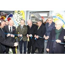 PRAMİD Isı Sistemleri'nin E.C.A. Showroom Açılışı Ankara'da Gerçekleşti