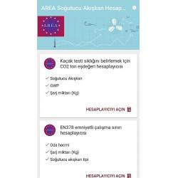 AREA F-Gas uygulaması Türkçe diline kazandırıldı