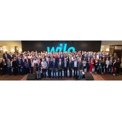 13. Hedef Paylaşım Toplantısı'nda Wilo'nun Bina Teknolojileri, Altyapı ve Endüstri, İş Geliştirme, OEM, Satış Sonrası Hizmetler ve Pazarlama departmanlarının yöneticileri 2018 yılında yapılan çalışmalar hakkında sunumlar gerçekleştirdi.
