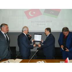 Libya; Türk müteahhitleriyle yeniden çalışmayı arzu ediyoruz, ciddiyiz ve iyi niyetliyiz, diyor