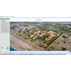 Rixos Sadiyat Hotel Abu Dabi projesi