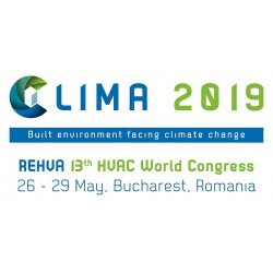 Clima 2019 26-29 Mayıs 2019 Romanya-Bükreş