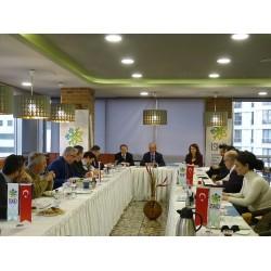 İSKİD Basın Toplantısı 15 Şubat 2019 cuma günü yapıldı