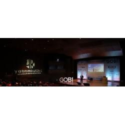 DemirDöküm Yönetim Kurulu Üyesi Erdem Ertuna, dünyanın dört bir yanından 100'e yakın yabancı öğrencinin ve şehir dışındaki öğrencilerin de katılımıyla gerçekleşen GOBI etkinliğinde konuşmacı olarak yer aldı.