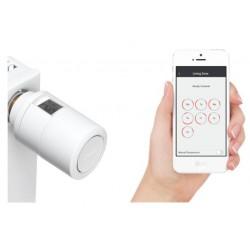 Danfoss'un yeni nesil dijital termostatı ECO2'nin hassas ısıtma kontrolü sayesinde, ev ısıtmasında %30'a varan enerji tasarrufu sağlanıyor.