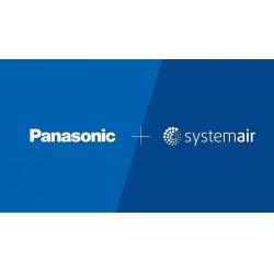 Systemair ve Panasonic, entegre HVAC çözümlerinin geliştirilmesinde ortaklığa imza attı.