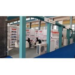 Form MHI Klima Sistemleri, Cezayir Batimatec Fuarı'na katıldı