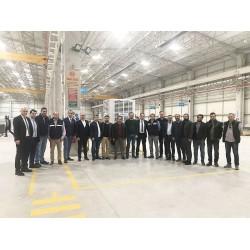 Form Endüstri Tesisleri'nin İzmir'deki fabrikası