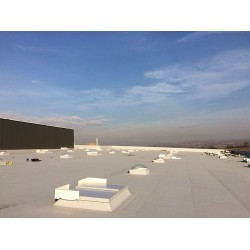 Fabrikalarda duman kontrolünün en uygun maliyetli çözümü duman tahliye kapakları