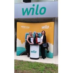 Wilo Standı