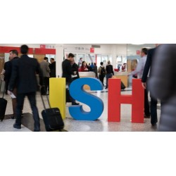 Danfoss, 22 – 26 Mart tarihlerinde Frankfurt'ta düzenlenen  ISH'ye katıldı.
