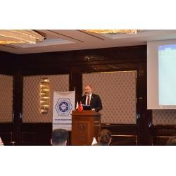 TTMD Yönetim Kurulu Başkanı Dr. Kemal Gani Bayraktar açılış konuşmasında