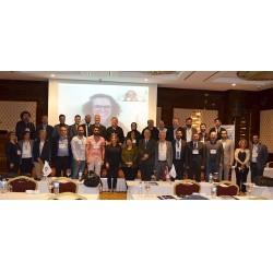 Türk Tesisat Mühendisleri Derneği Enerji Depolama ve Isı Pompası (ED-IP) Komite Kurulum toplantısı katılımcıları toplu halde