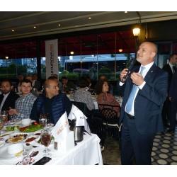 Çukurova Isı A.Ş. Yönetim Kurulu Başkanı Ömer Cihat Vardan
