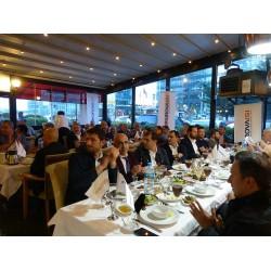Çukurova Isı A.Ş. Geleneksel İftar Yemeği Daveti Katılımcıları
