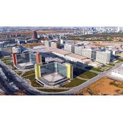 Ankara Şehir Hastanesi Bilkent Projesi'nde Armacell Yalıtım ürünleri tercih edildi
