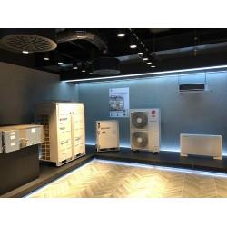 LG-Arçelik Showroom'u