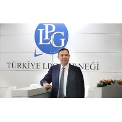 Türkiye LPG Derneği Başkanı Eyüp Aratay