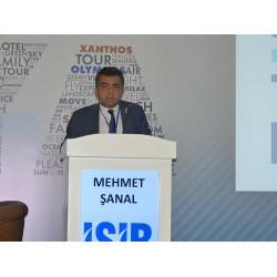 İklimlendirme Sanayi İhracatçıları Birliği (İSİB) Yönetim Kurulu Başkanı Mehmet Şanal