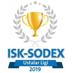 ISK-SODEX Ustalar Ligi 2019 Yarışması
