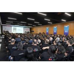 Bosch Termoteknik,Manisa fabrikasında yaklaşık 1000 çalışanı ile proje lansmanı için buluştu.