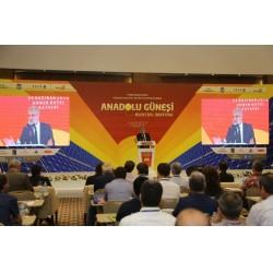 6. Anadolu Güneşi Elektrik Üretiyor Kayseri Buluşması