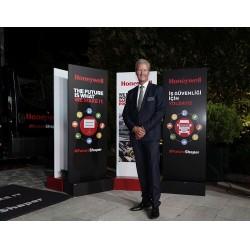 Honeywell Türkiye ve Orta Asya Başkanı Frans van Deursen
