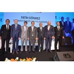 10.Türkiye Enerji Zirvesi, 6- 8 Ekim 2019