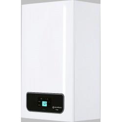 Warmhaus'un yeni kombisi Ewa, Full Premix sistemi sayesinde daha az enerji tüketimi ile daha iyi ısınma sağlıyor.