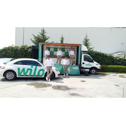Wilo roadshow ekibi 16 il ve 57 ilçede pompa sektöründen temsilciler ve son kullanıcılarla bir araya geldi.