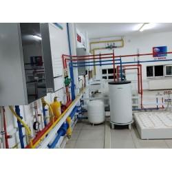 Bosch Termoteknik Akademi Besni Uygulama Laboratuvarı