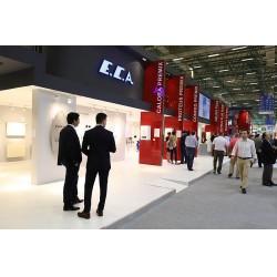 E.C.A. yeni ürünleriyle ISK-SODEX Fuarı'nda