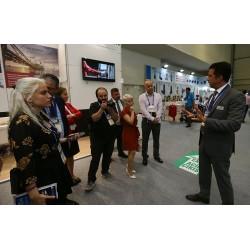 Basın Daveti'nde GF Hakan Plastik Türkiye ve Ortadoğu Bölge Başkanı Batuhan Besler