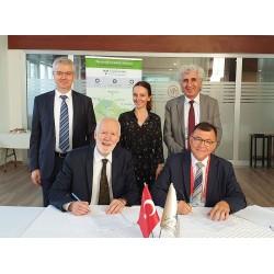 ISKAV Eurovent Services Company'nin iştiraki olan PRODBIM'e ortak oldu.