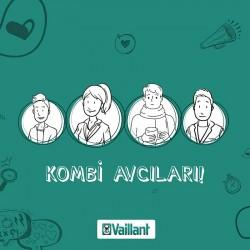 """Vaillant  """"Kombi Avcıları"""" kampanyası"""