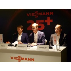 Viessmann Group, Türkiye'de faaliyetlerine başlamasının 25. yılını kutladı.